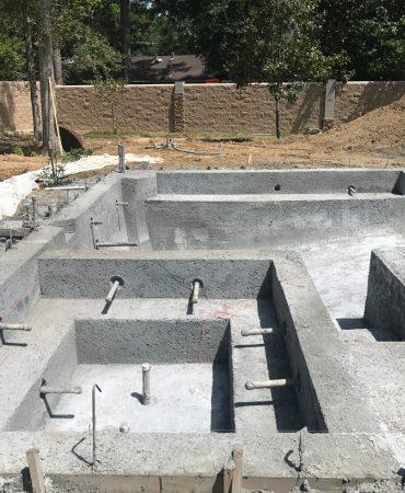 Concrete Pool Installation