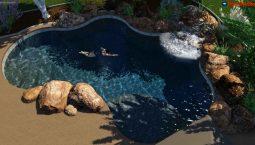 10 Amazing Freeform Pool Designs