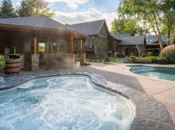 Inground Hot Tub / Spa