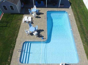 Latham Vinyl Liner Inground Pool